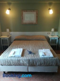 Agriturismo La Forra - Montegonzi - Bedroom