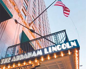 The Abraham Lincoln Hotel - Reading - Gebouw