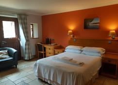 King's Head Inn - Swansea - Bedroom