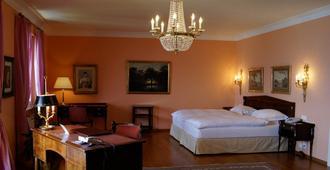 Hotel Victoria Glion - Montreux - Bedroom