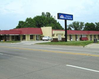 Americas Best Value Inn Webster City - Webster City - Edificio