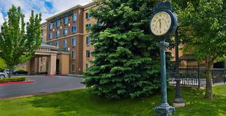 Oxford Suites Downtown Spokane - Spokane - Toà nhà