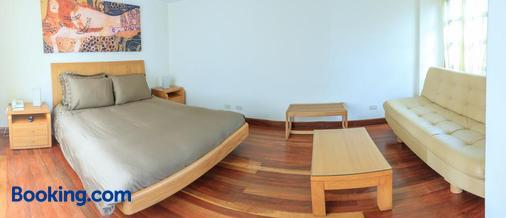 德卡之家酒店 - 波哥大 - 波哥大 - 臥室