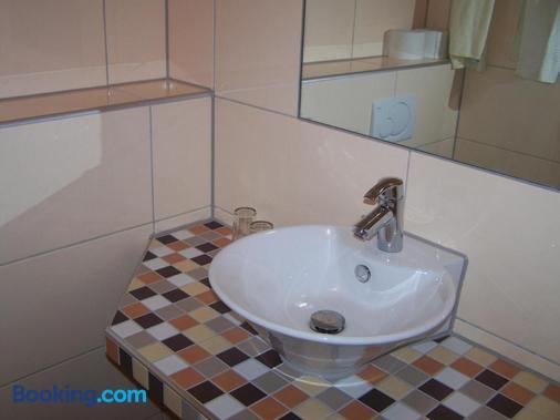 Hotel Laux - Merzig - Baño