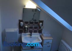 Apparthotel International Boarding House - Wurzburg - Bathroom
