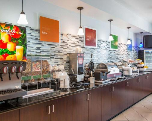 Comfort Suites - Tulare - Buffet