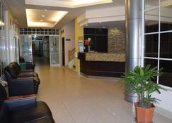 Hotel Plaza Central - Huaquillas - Lobby
