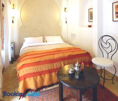 里亞德卡麗娜酒店 - 馬拉喀什 - 馬拉喀什 - 臥室