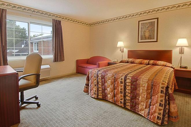 Days Inn by Wyndham Cleveland Lakewood - Cleveland - Bedroom