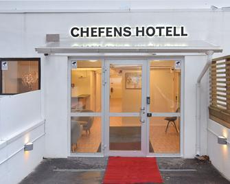 Chefens Hotell - Södertälje - Gebouw