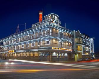 Billy Barker Casino Hotel - Quesnel - Gebouw