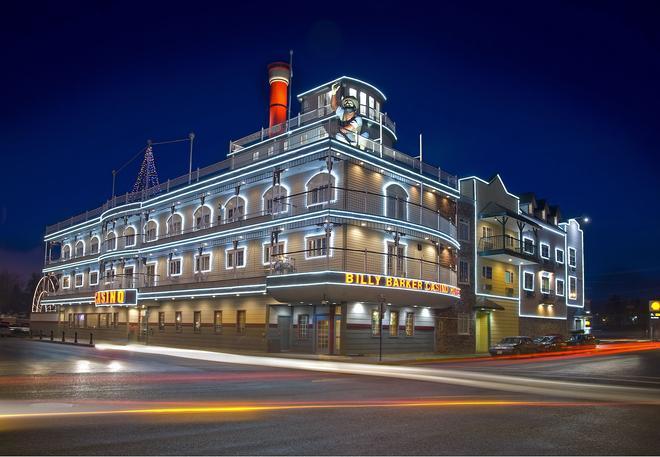 Billy Barker Casino Hotel - Quesnel - Rakennus