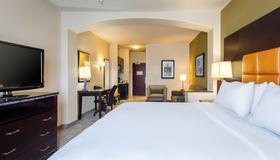 Holiday Inn Express Hotel & Suites Dallas West - Dallas - Bedroom
