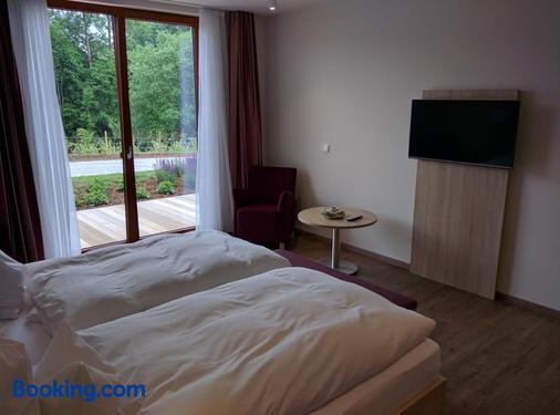 Hotel Zur Borke - Neuenrade - Bedroom
