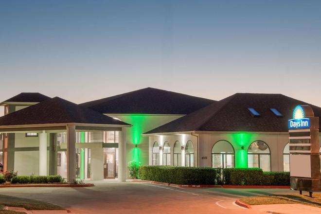 Days Inn by Wyndham Amarillo - Medical Center - Amarillo - Edificio