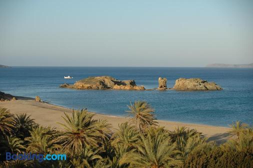 Portobelis Apartments - Sitia - Beach