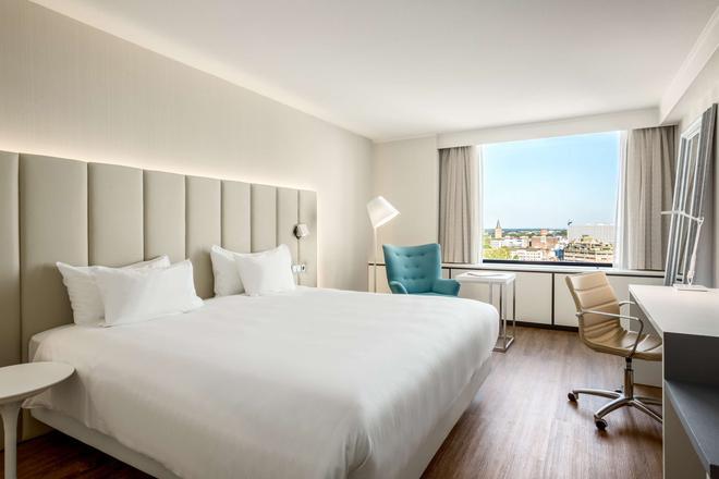NH Utrecht - Utrecht - Phòng ngủ
