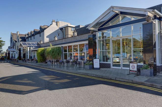 Best Western Kings Manor Hotel - Edinburgh - Rakennus