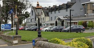 Best Western Kings Manor Hotel - Edinburgh - Building