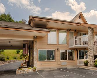 Best Western Smoky Mountain Inn - Waynesville - Building