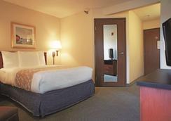西艾爾帕索巴特利特拉金塔旅館及套房酒店 - 埃爾帕索 - 埃爾帕索 - 臥室