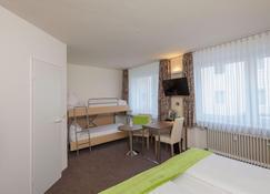 City Hotel Freiburg - Freiburg im Breisgau - Kamar Tidur