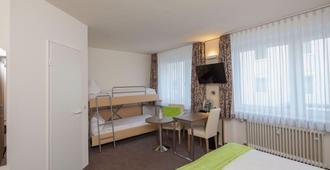 City Hotel Freiburg - Freiburg im Breisgau - Bedroom