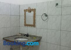 Pousada Tremembe - Icapuí - Bathroom