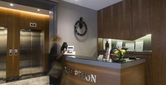 Zeniva Hotel - Esmirna - Recepción
