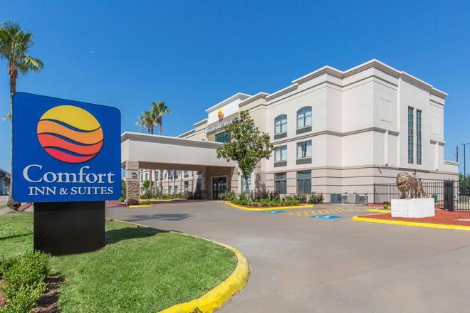 Comfort Inn and Suites - Houston - Toà nhà