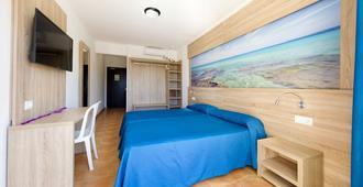Hostal Anibal - Thị trấn San Antonio Bay - Phòng ngủ