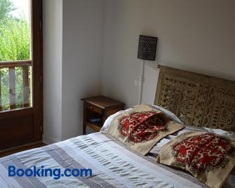 Les Deux Tours - Siorac-en-Périgord - Bedroom