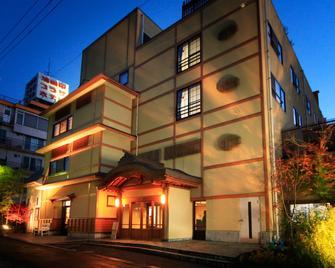 Hotel Tsubakino - Yamanouchi - Building
