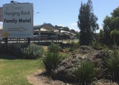Hanging Rock Family Motel - Batemans Bay - Näkymät ulkona