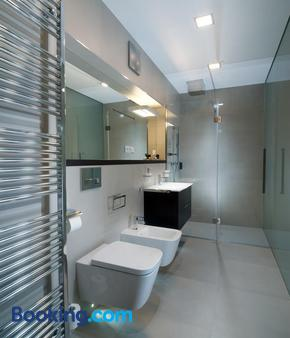 Hotel Bedriska Wellness Resort & Spa - Špindlerův Mlýn - Phòng tắm