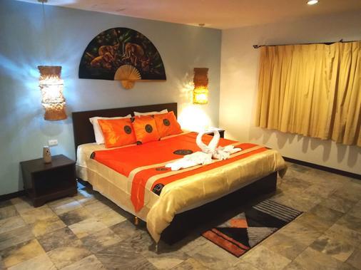 Nirvana Hotel - Bãi biển Patong - Phòng ngủ