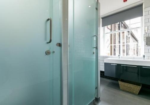 Code Pod Hostels - The Loft - Edinburgh - Bad