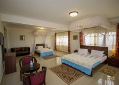 Reinah Tourist Hotel - Fort Portal - Building