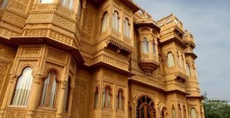 Hotel Royal Haveli - Jaisalmer - Toà nhà