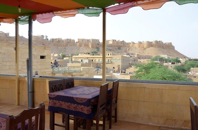 Hotel Royal Haveli - Jaisalmer - Parveke