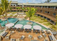 Be Cosy Apart' Hotel - Trou Aux Biches - Pool