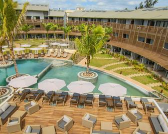 Be Cosy Apart Hotel - Trou Aux Biches - Pool