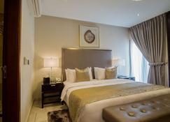 Oak Plaza Suites - Kumasi - Chambre