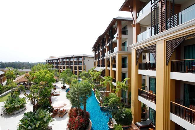 Rawai Palm Beach Resort - Rawai - Edificio