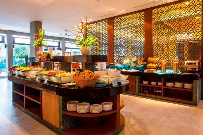 Rawai Palm Beach Resort - Rawai - Bufé