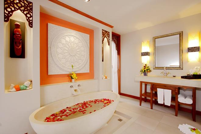 Rawai Palm Beach Resort - Rawai - Baño