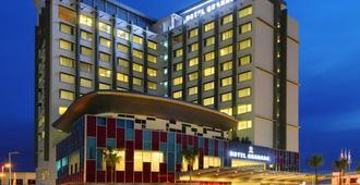 柔佛格拉納達酒店 - 新山 - 建築