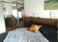 Pampaloja - Antofagasta - Schlafzimmer