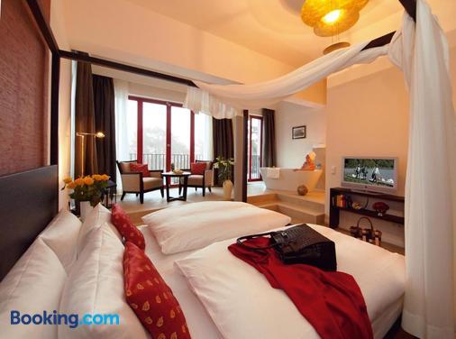 Strandhotel Heringsdorf - Heringsdorf - Bedroom