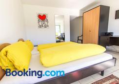 Hotel Sonne - Amden - Bedroom